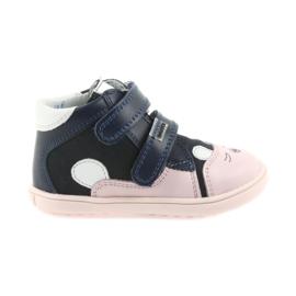 Trzewiki buty dziecięce na rzepy królik Bartek 11702