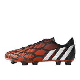 Buty piłkarskie adidas Predator Predito Instinct Fg Jr M20159 czerwone czerwone