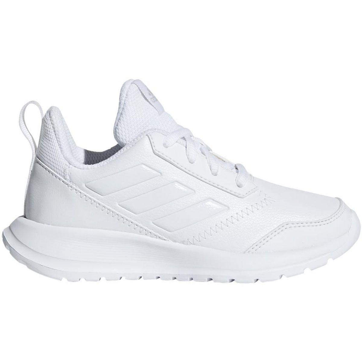 Buty adidas AltaRun K Jr CM8578 białe
