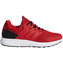 Buty biegowe adidas Galaxy 4 M F36160 czerwone