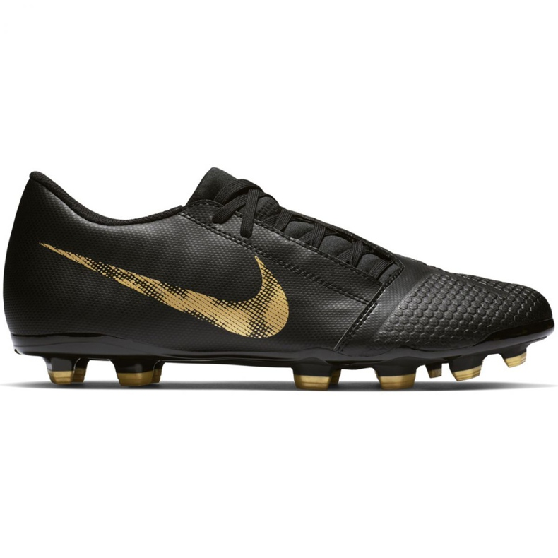 Buty piłkarskie Nike Phantom Venom Club Fg M AO0577-077 czarne wielokolorowe