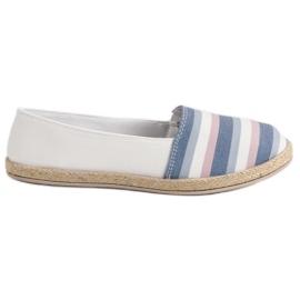 Sweet Shoes Slipony W Paski