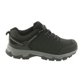 Trekkingowe sportowe softshell Atletico 706 czarne