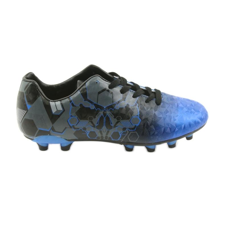 Sportowe korki Atletico 76520 mix kolor niebieskie
