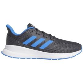 Buty biegowe adidas Runfalcon M G28730 szare