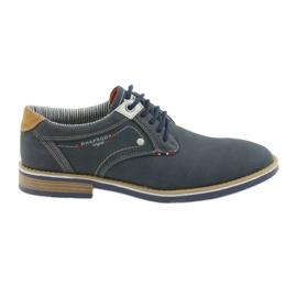 American Club Półbuty buty męskie wiązane Rhapsody RH 08/19