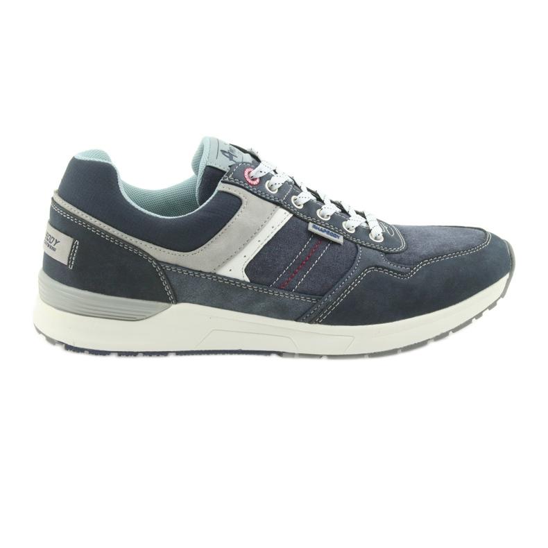 American Club ADI sportowe buty męskie jeansowe American RH17