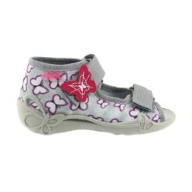Befado sandałki obuwie dziecięce 242P090