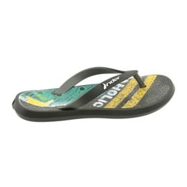 Klapki buty dziecięce Rider 82563 czarne