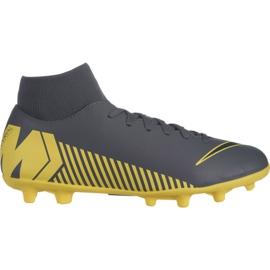 Buty piłkarskie Nike Mercurial Superfly 6 Club Mg M AH7363-070 czarne czarne