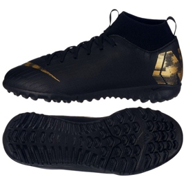 Buty piłkarskie Nike Mercurial SuperflyX 6 Academy Gs Tf Jr AH7344-077