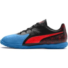 Buty halowe Puma One 19.4 It Jr 105504 01