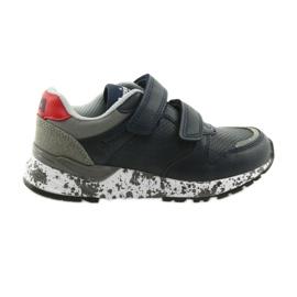Buty sportowe American Club wkładka skórzana BS11   05