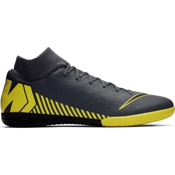 Buty halowe Nike Mercurial Superfly 6 Academy Ic M AH7369-070 szare szary/srebrny