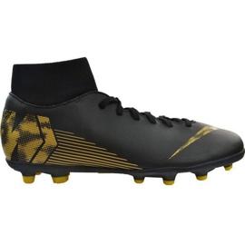 Buty piłkarskie Nike Mercurial Superfly 6 Club Mg M AH7363-077 czarne wielokolorowe