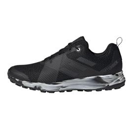 Buty biegowe adidas Terrex Two M BC0496 czarne