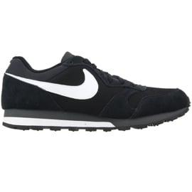 Czarne Buty biegowe Nike Md Runner 2 M 749794-010