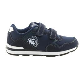 Buty sportowe wkładka skóra American Club BS01