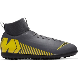 Buty piłkarskie Nike Mercurial Superfly X 6 Club Tf Jr AH7345-070