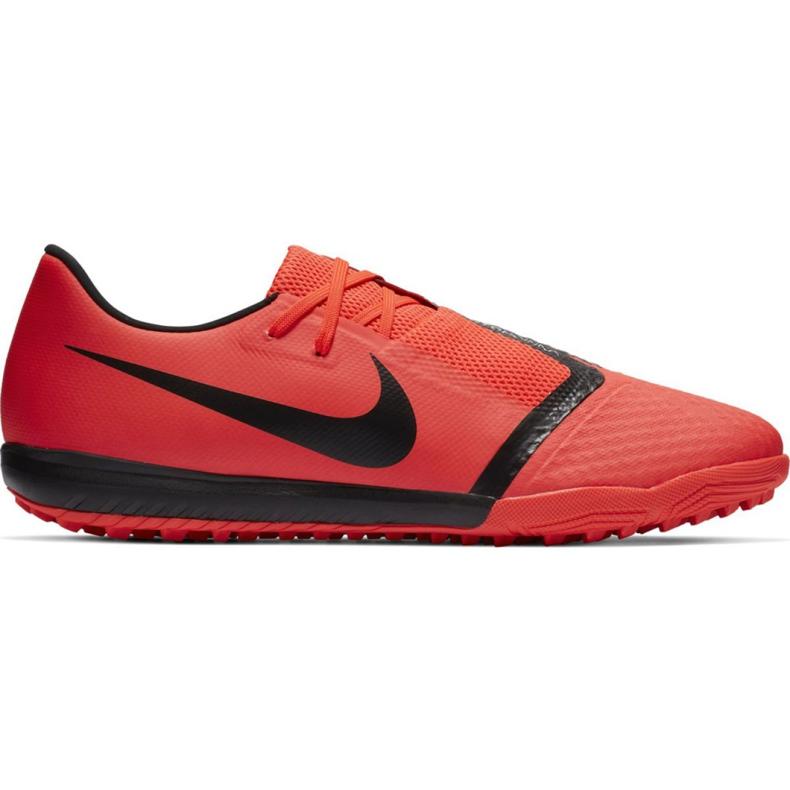 Buty piłkarskie Nike Phantom Venom Academy Tf M AO0571-600 czerwone czerwone