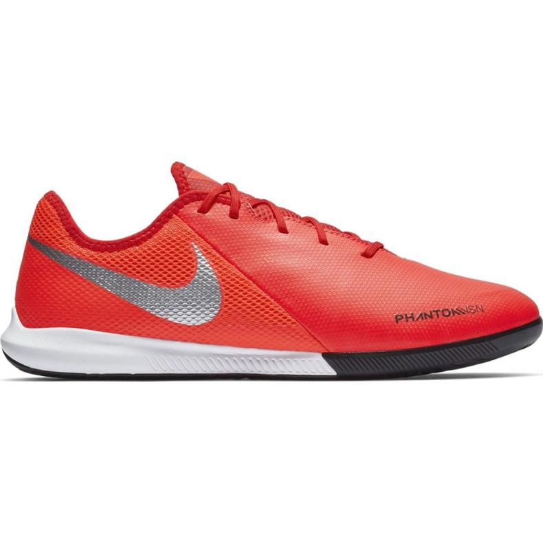 Buty halowe Nike Phantom Vsn Academy Ic M AO3225-600 czerwone czerwone