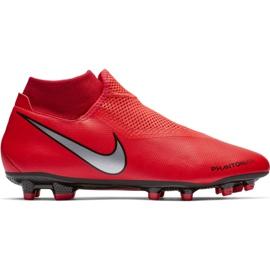 Buty piłkarskie Nike Phantom Vsn Academy Df FG/MG M AO3258-600