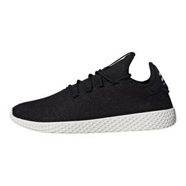 Czarne Buty adidas Originals Pw Tennis Hu M AQ1056