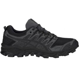 Czarne Buty trekkingowe Asics Gel-Fuji Trabuco 7 G-TX M 1011A209-001