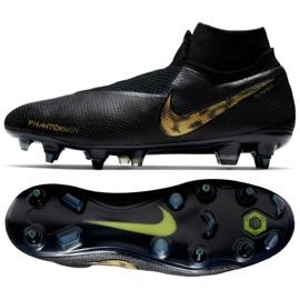 Buty piłkarskie Nike Phantom Vsn Elite Df Sg Pro Ac M AO3264-077 czarne wielokolorowe