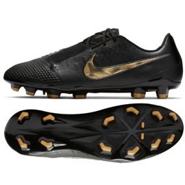 Buty piłkarskie Nike Phantom Venom Elite Fg M AO7540-077 czarne czarne