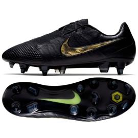 Buty piłkarskie Nike Phantom Venom Elite Sg Pro Ac M AO0575-077 wielokolorowe czarne