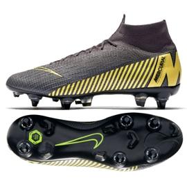 Buty piłkarskie Nike Mercurial Superfly 6 Elite SG-Pro Ac M AH7366-077