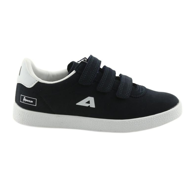 Buty Sportowe wkładka skórzana  American Club BS06