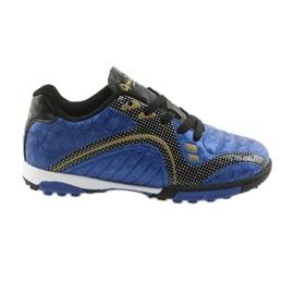 Turfy sportowe na orliki  American Club OG29 royal niebieskie