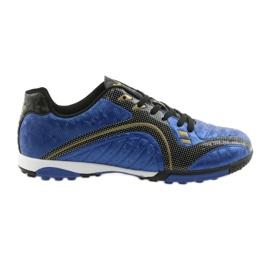 Turfy sportowe na orliki  American Club OG25 royal niebieskie