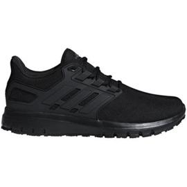 Czarne Buty biegowe adidas Energy Cloud 2 M B44761