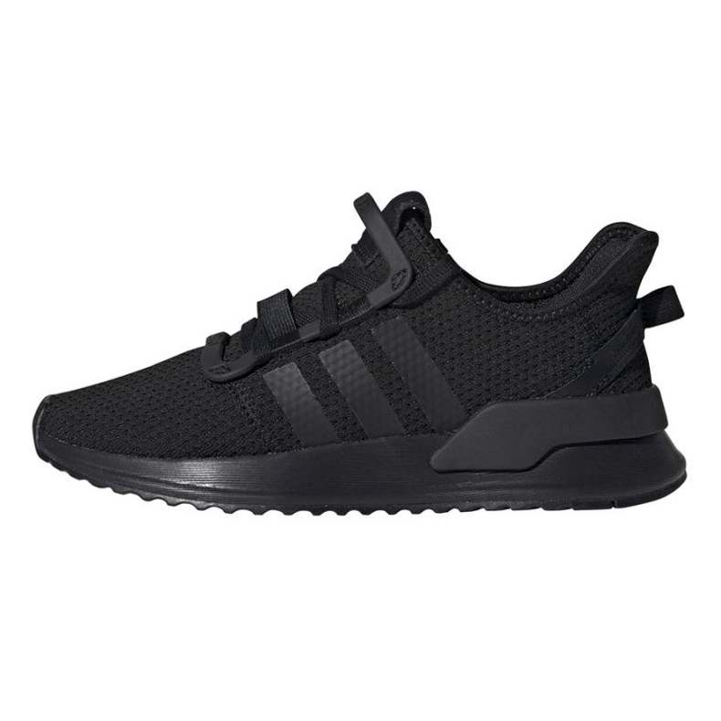 Buty adidas Originals U_PATH Run Shoes Jr G28107 czarne