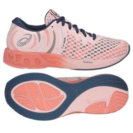 Buty biegowe Asics Noosa Ff W T869N-1749 różowe