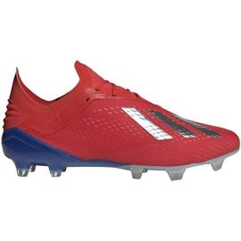 Buty piłkarskie adidas X 18.1 Fg M BB9347