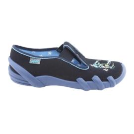 Granatowe Befado obuwie dziecięce 290Y175