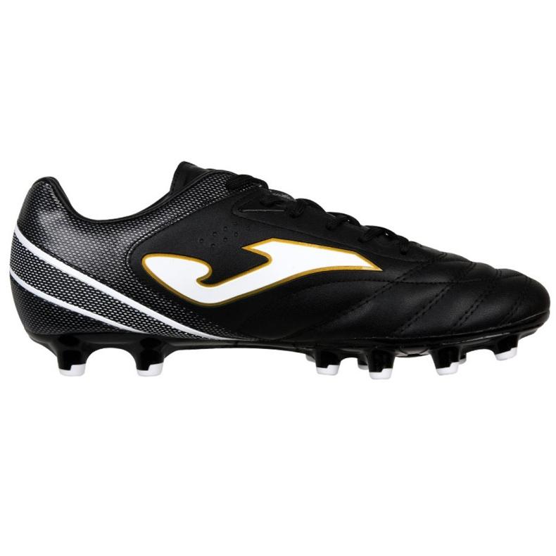 Buty piłkarskie Joma Aguila 901 Fg M AGUIS.901.FG czarne wielokolorowe