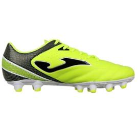 Buty piłkarskie Joma Aguila 901 Fg M AGUIS.911.FG żółte żółte