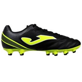 Buty piłkarskie Joma Aguila 901 Fg M AGUIS.921.FG czarne czarny