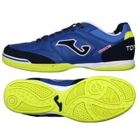 Buty halowe Joma Top Flex 804 In M J10012001.804.IN niebieski niebieskie