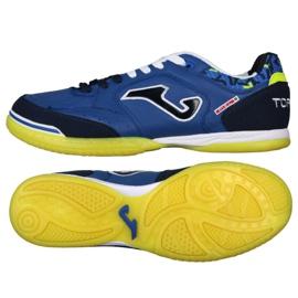 Buty halowe Joma Top Flex 804 In M J10012001.804.IN niebieskie niebieskie