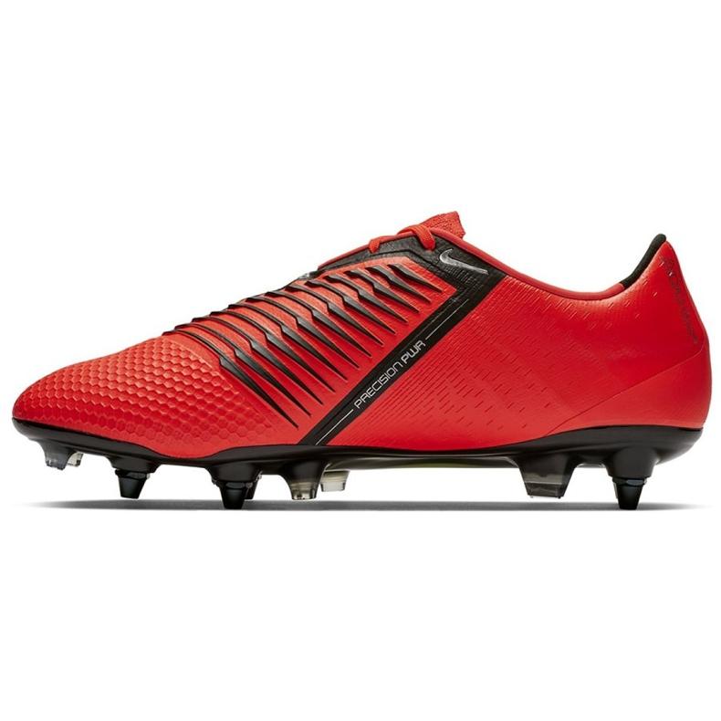 Buty piłkarskie Nike Phantom Venom Elite Sg Pro Ac M AO0575-600 czerwony czerwone