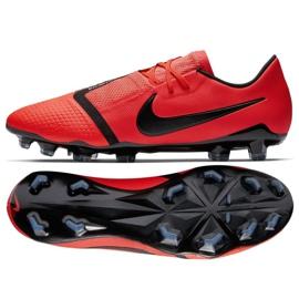 Buty piłkarskie Nike Phantom Venom Pro Fg M AO8738-600 czerwone czerwone