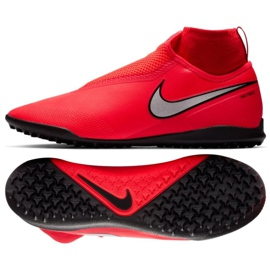 Buty piłkarskie Nike React Phantom Vsn Pro Df Tf M AO3277-600