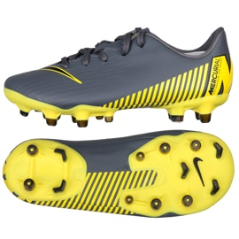 b3fd235cf Buty piłkarskie Nike Mercurial Vapor 12 Academy Ps FG/MG Jr AH7349-070