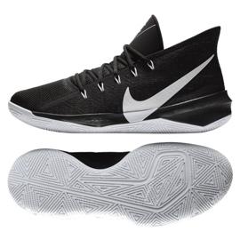 Buty koszykarskie Nike Zoom Evidence Iii M AJ5904-002 czarne czarne